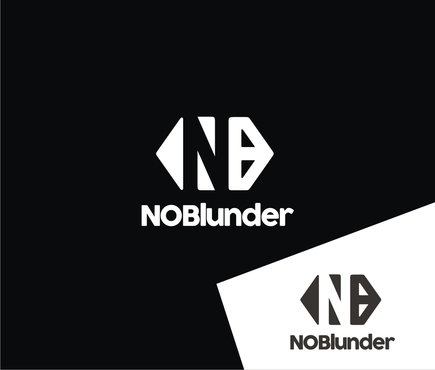 NOBlunder or No Blunder  A Logo, Monogram, or Icon  Draft # 141 by otakkecil
