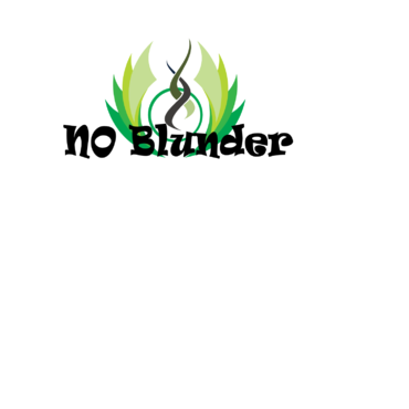 NOBlunder or No Blunder  A Logo, Monogram, or Icon  Draft # 143 by Crissa