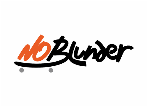 NOBlunder or No Blunder  A Logo, Monogram, or Icon  Draft # 146 by FaFin