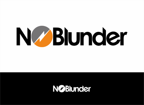 NOBlunder or No Blunder  A Logo, Monogram, or Icon  Draft # 149 by FaFin