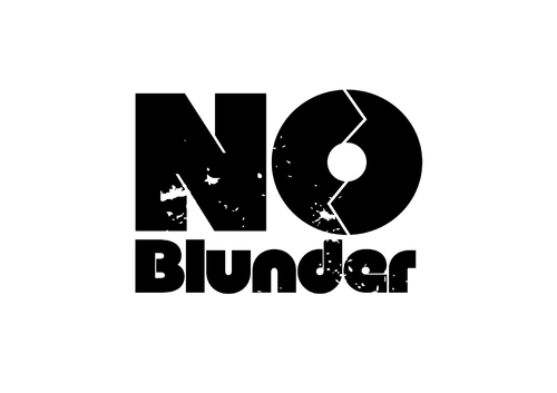 NOBlunder or No Blunder  A Logo, Monogram, or Icon  Draft # 171 by KenArrok