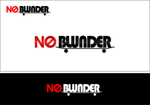 NOBlunder or No Blunder  A Logo, Monogram, or Icon  Draft # 177 by rbrotor