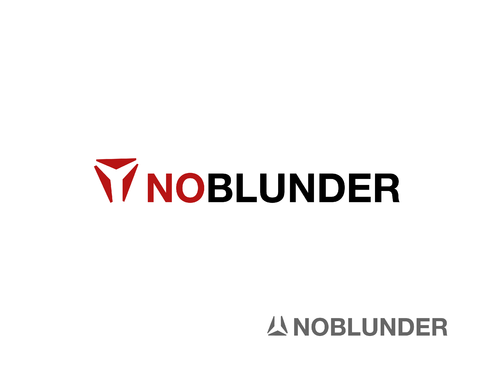 NOBlunder or No Blunder  A Logo, Monogram, or Icon  Draft # 179 by MikiDesing