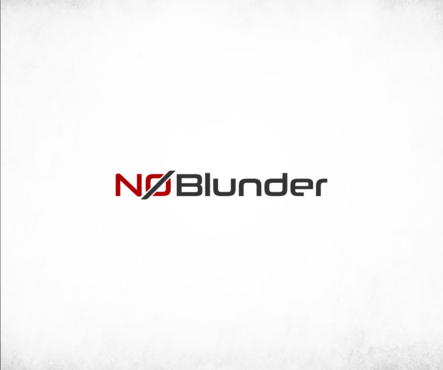NOBlunder or No Blunder  A Logo, Monogram, or Icon  Draft # 187 by ikhwanid