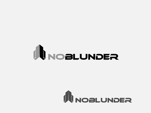 NOBlunder or No Blunder  A Logo, Monogram, or Icon  Draft # 196 by MikiDesing
