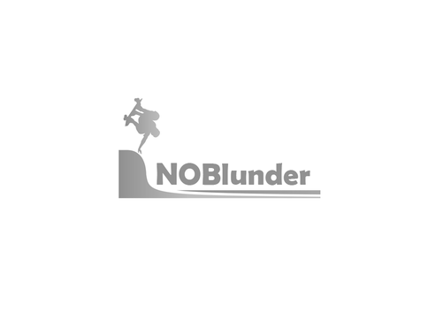 NOBlunder or No Blunder  A Logo, Monogram, or Icon  Draft # 217 by einraeve