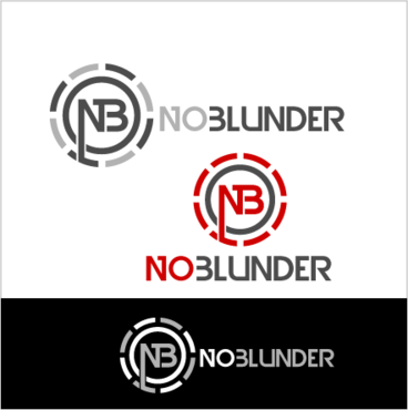 NOBlunder or No Blunder  A Logo, Monogram, or Icon  Draft # 227 by NileshSaha