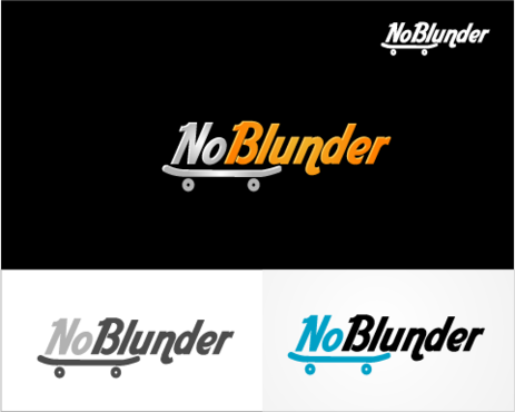 NOBlunder or No Blunder  A Logo, Monogram, or Icon  Draft # 228 by NileshSaha