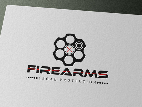 FIREARMS LEGAL PROTECTION A Logo, Monogram, or Icon  Draft # 536 by lakshanvadhith