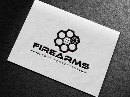 FIREARMS LEGAL PROTECTION A Logo, Monogram, or Icon  Draft # 537 by lakshanvadhith