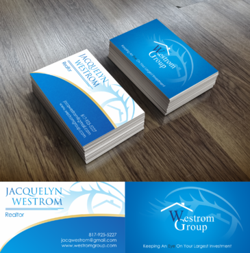 Westrom Group Business Cards and Stationery  Draft # 109 by humbledesign