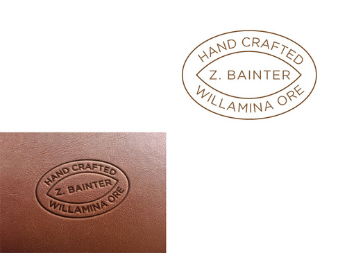 Hand Crafted / Z. Bainter / Willamina ORE A Logo, Monogram, or Icon  Draft # 4 by PeterZ