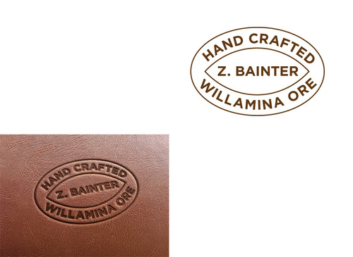 Hand Crafted / Z. Bainter / Willamina ORE A Logo, Monogram, or Icon  Draft # 5 by PeterZ