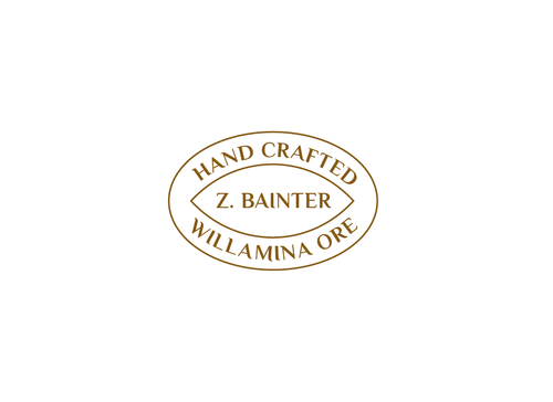 Hand Crafted / Z. Bainter / Willamina ORE A Logo, Monogram, or Icon  Draft # 7 by PeterZ
