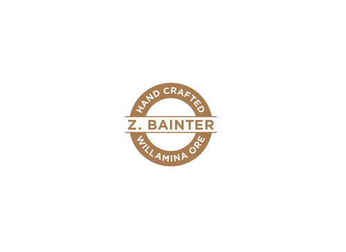 Hand Crafted / Z. Bainter / Willamina ORE A Logo, Monogram, or Icon  Draft # 10 by PeterZ