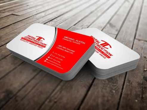 Modern and Professional Business Cards and Stationery  Draft # 370 by Dawson