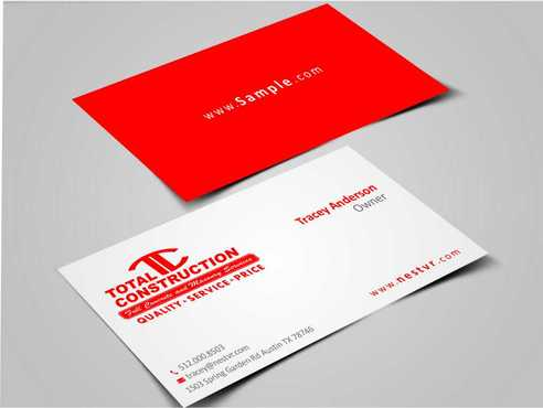 Modern and Professional Business Cards and Stationery  Draft # 387 by Dawson
