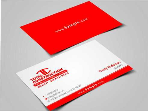 Modern and Professional Business Cards and Stationery  Draft # 388 by Dawson