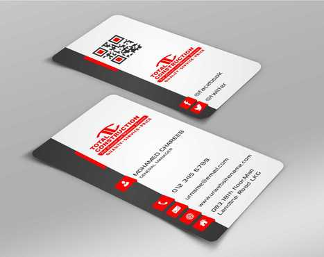 Modern and Professional Business Cards and Stationery  Draft # 389 by Dawson