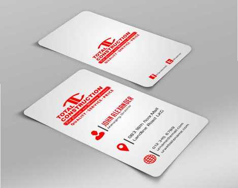 Modern and Professional Business Cards and Stationery  Draft # 391 by Dawson