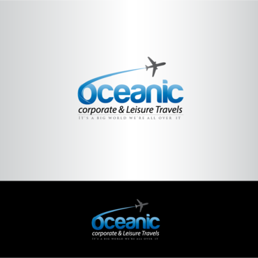 oceanic corporate & Leisure Travels A Logo, Monogram, or Icon  Draft # 1 by Pishok