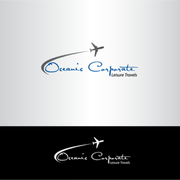 oceanic corporate & Leisure Travels A Logo, Monogram, or Icon  Draft # 2 by Pishok