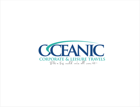 oceanic corporate & Leisure Travels A Logo, Monogram, or Icon  Draft # 3 by odc69