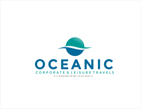 oceanic corporate & Leisure Travels A Logo, Monogram, or Icon  Draft # 4 by odc69