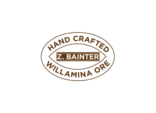 Hand Crafted / Z. Bainter / Willamina ORE A Logo, Monogram, or Icon  Draft # 21 by PeterZ