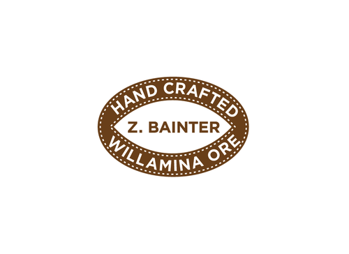 Hand Crafted / Z. Bainter / Willamina ORE A Logo, Monogram, or Icon  Draft # 22 by PeterZ
