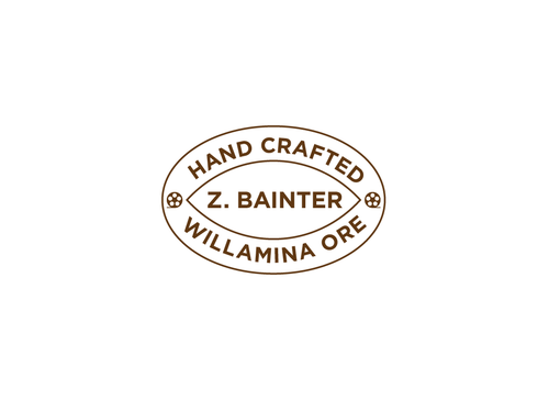 Hand Crafted / Z. Bainter / Willamina ORE A Logo, Monogram, or Icon  Draft # 26 by PeterZ