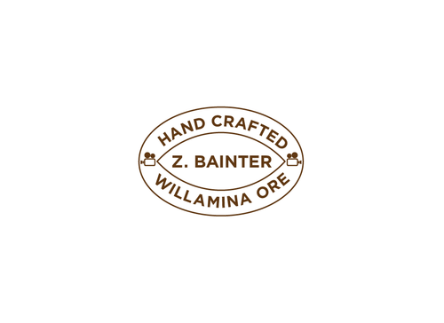 Hand Crafted / Z. Bainter / Willamina ORE A Logo, Monogram, or Icon  Draft # 27 by PeterZ