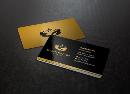J. Barrera Law  Business Cards and Stationery  Draft # 102 by einsanimation