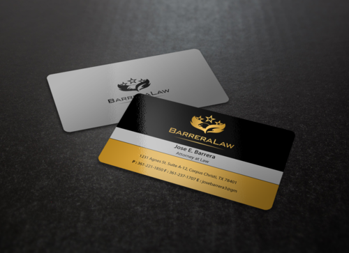 J. Barrera Law  Business Cards and Stationery  Draft # 108 by einsanimation