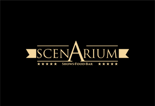 Scenarium  A Logo, Monogram, or Icon  Draft # 417 by arthaseek