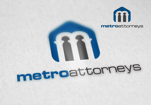 Metro Attorneys A Logo, Monogram, or Icon  Draft # 518 by LogoSmith2