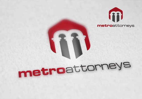 Metro Attorneys A Logo, Monogram, or Icon  Draft # 519 by LogoSmith2