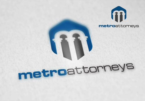 Metro Attorneys A Logo, Monogram, or Icon  Draft # 520 by LogoSmith2