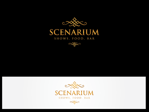 Scenarium  A Logo, Monogram, or Icon  Draft # 477 by Dmaniax6