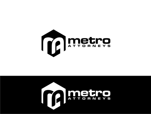 Metro Attorneys A Logo, Monogram, or Icon  Draft # 526 by nellie