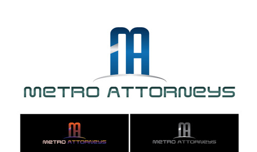 Metro Attorneys A Logo, Monogram, or Icon  Draft # 530 by AMHeart1