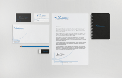 The Kaizen Initiative  Business Cards and Stationery  Draft # 76 by hypdesign