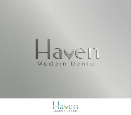 Haven Modern Dental A Logo, Monogram, or Icon  Draft # 25 by taha89
