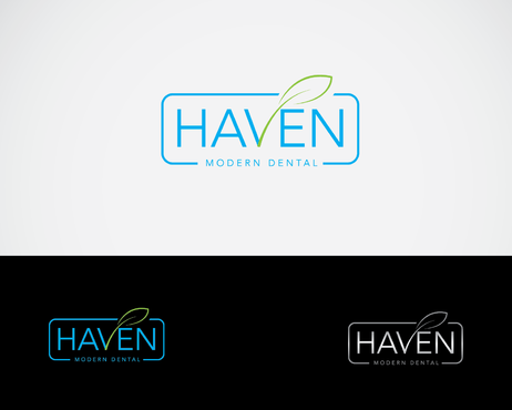 Haven Modern Dental A Logo, Monogram, or Icon  Draft # 83 by imahegrafix