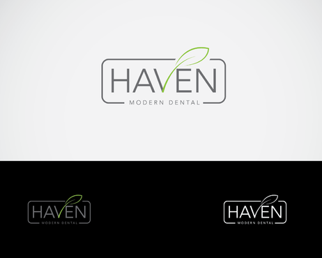 Haven Modern Dental A Logo, Monogram, or Icon  Draft # 85 by imahegrafix