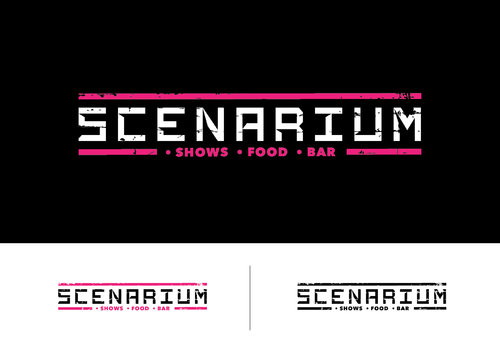 Scenarium  A Logo, Monogram, or Icon  Draft # 563 by KenArrok