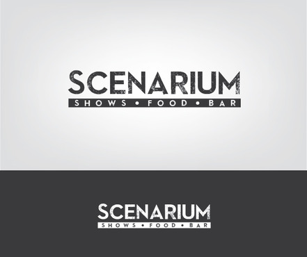 Scenarium  A Logo, Monogram, or Icon  Draft # 569 by SiDong