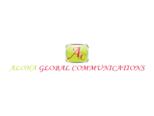 Aloha Global Communications A Logo, Monogram, or Icon  Draft # 2 by SoulDesigner