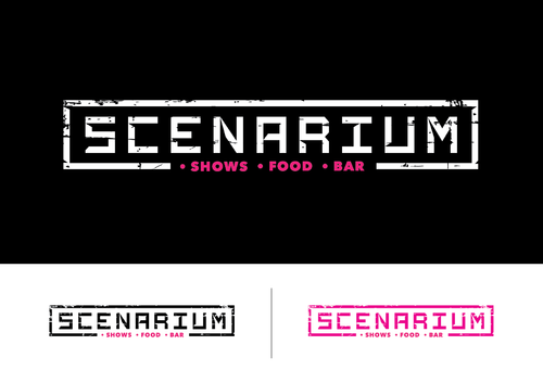 Scenarium  A Logo, Monogram, or Icon  Draft # 579 by KenArrok