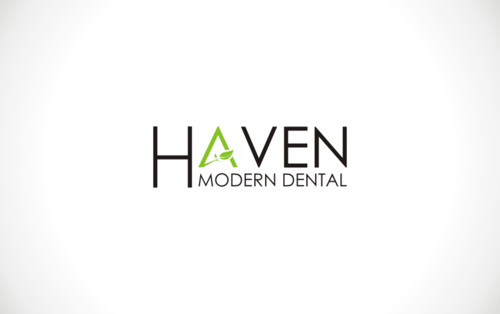 Haven Modern Dental A Logo, Monogram, or Icon  Draft # 202 by kanayaadvertising